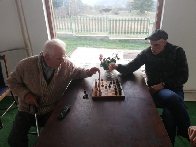 Дом За стари хора Валис - София