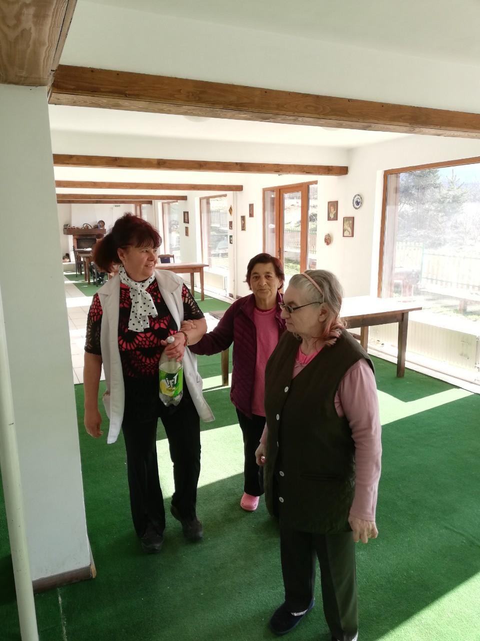 Старчески дом до София