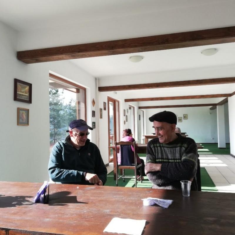 Дом за възрастни хора Говедарци - София